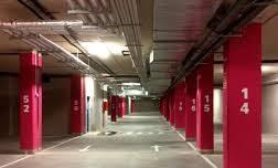 instalación parking