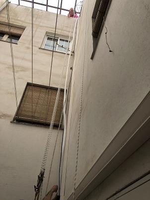 cadira de treball vertical